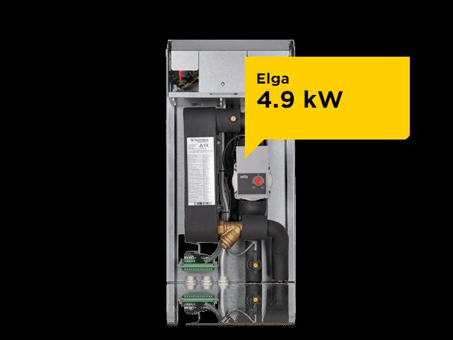 Elga - hybride warmtepomp