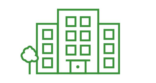 Verplicht kantoren label C in 2023