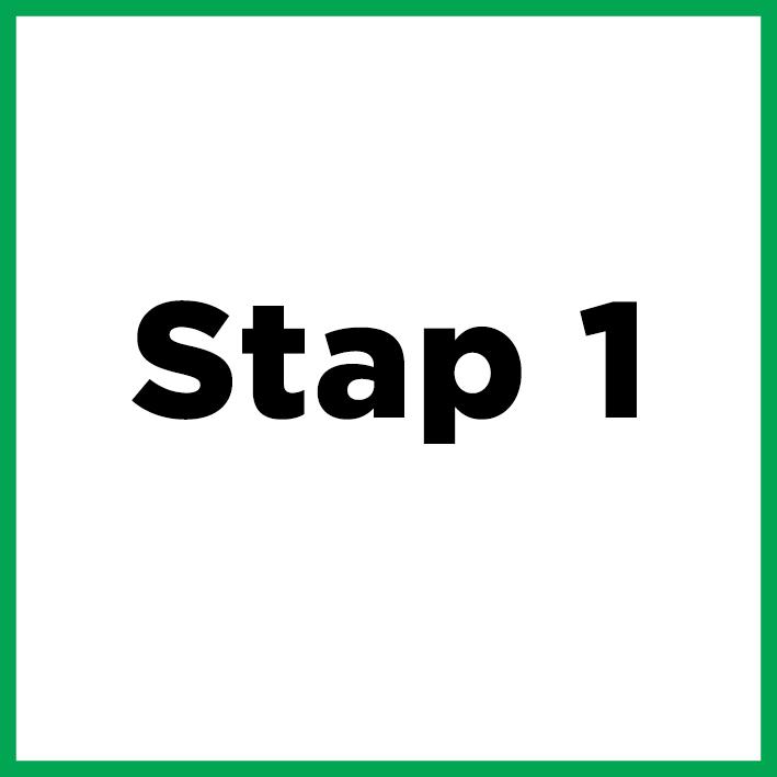 Label c stap 1