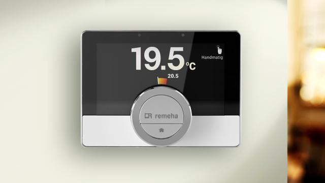 Zet de thermostaat een graadje lager