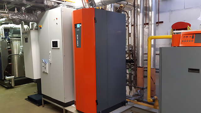 Warmte en warm waterinstallatie