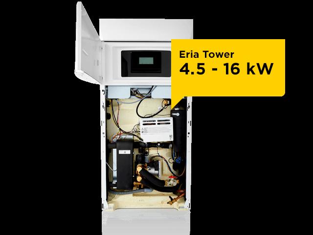 Eria Tower - hybride warmtepomp