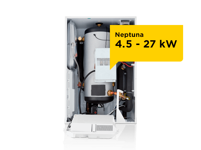 Neptuna - hybride warmtepomp