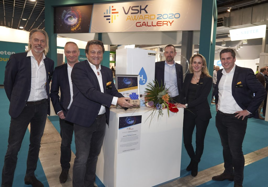 Remeha waterstofketel VSK 2020