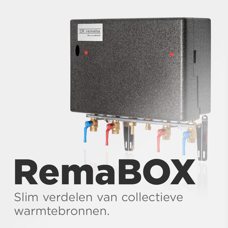 RemaBOX - nieuw utiliteit